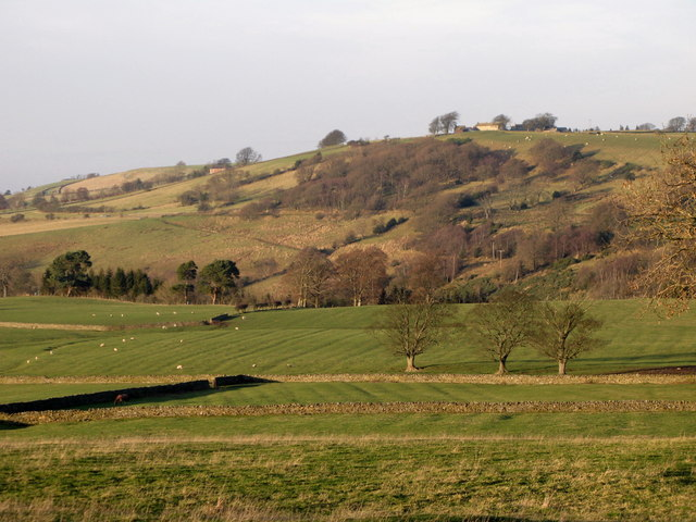 Pastures near Pia Troon