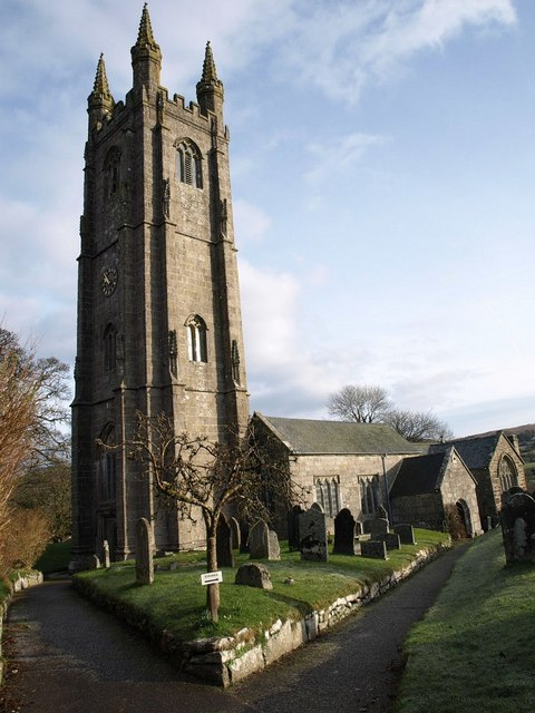 St Pancras Church, Widecombe-in-the-Moor