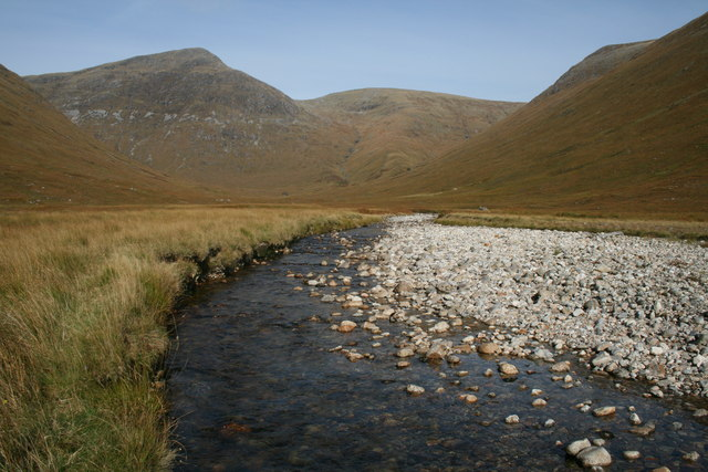 Glengalmadale river. Morvern