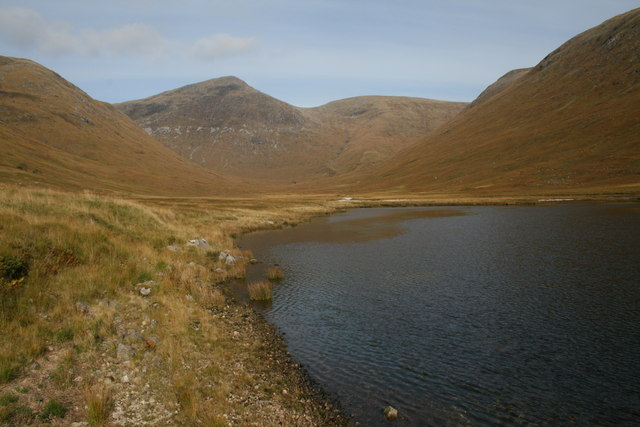 Glengalmadale lochan, Morvern