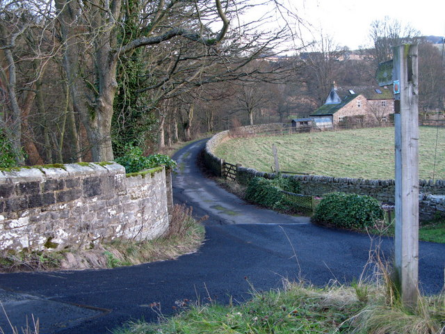 Footpath to Wooley Scar