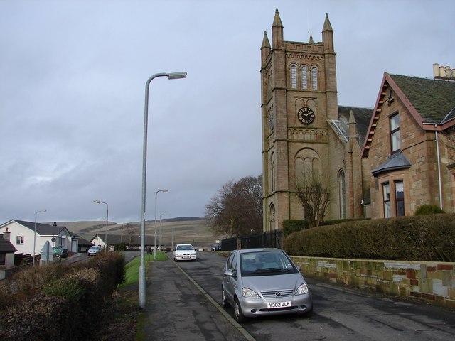 Dalmellington Parish Church