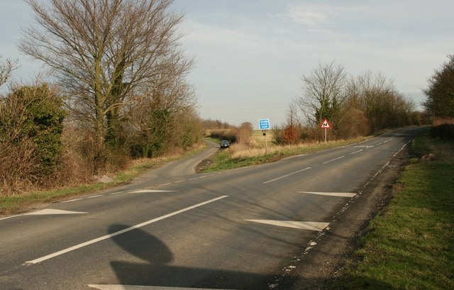 Little Weighton Road and Dunflat Road