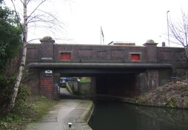 Holborn Hill Bridge