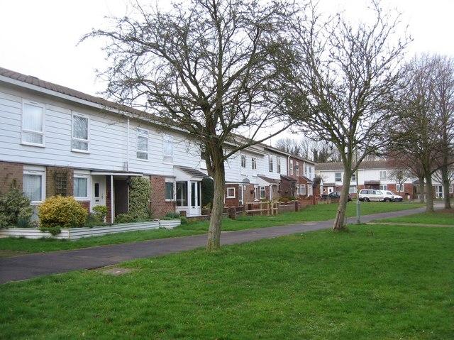 Warwick Road housing
