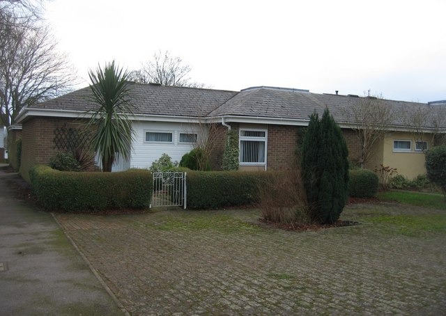 Bungalow in the middle of Winklebury Estate