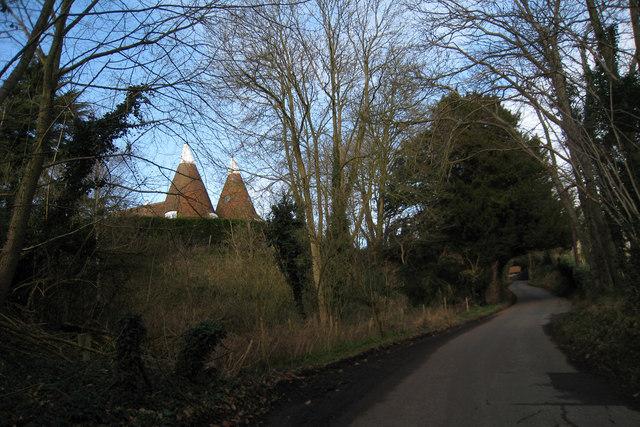 Church Farm Oast, Church Hill, Boughton Monchelsea, Kent