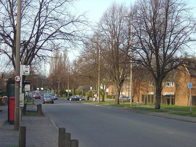 Queens Road, Beeston