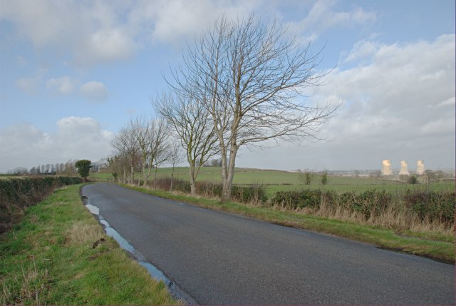 Tree-lined Milton Road