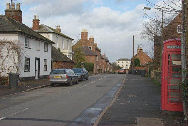 Main Street, Milton