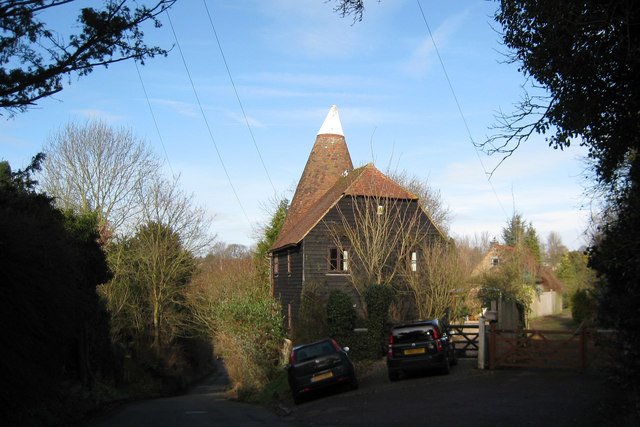 The Oast House, Salts Lane, Loose, Kent