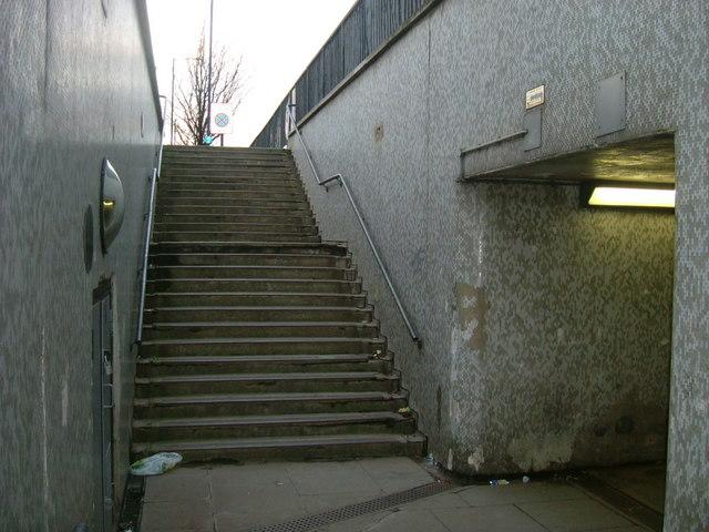 A40 - Westway subway
