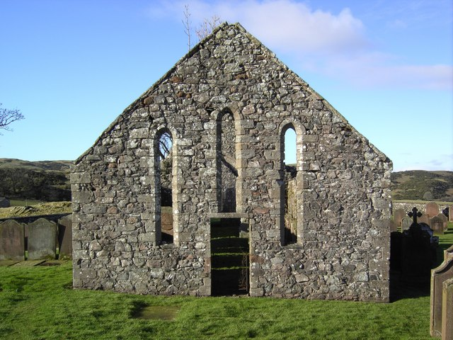 Buittle Old Kirk