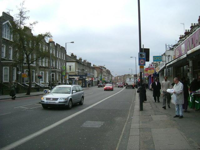 Uxbridge Road, W12