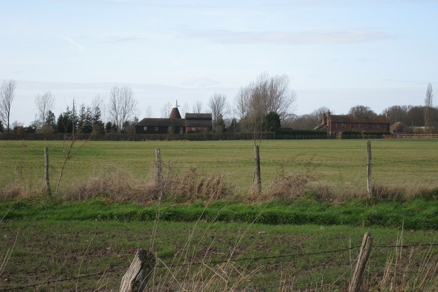 The Oasthouse, Boughton Bottom Farm, Lower Farm Road, Boughton Monchelsea, Kent