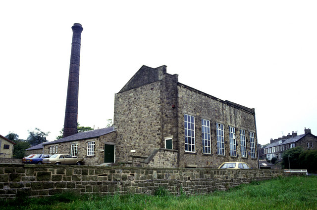 Bancroft Mill Engine House