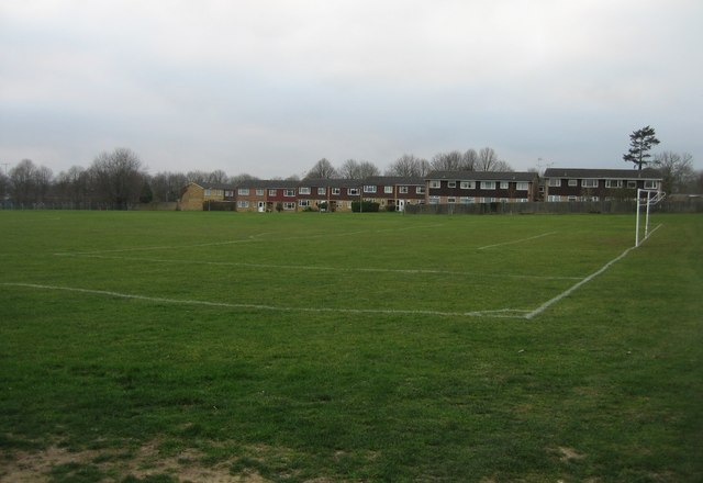 Winklebury playing fields & Ludlow Gardens housing