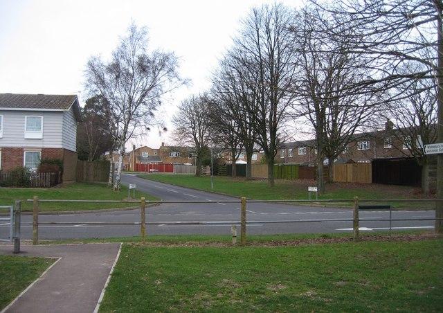 Willoughby Way & Winklebury Way
