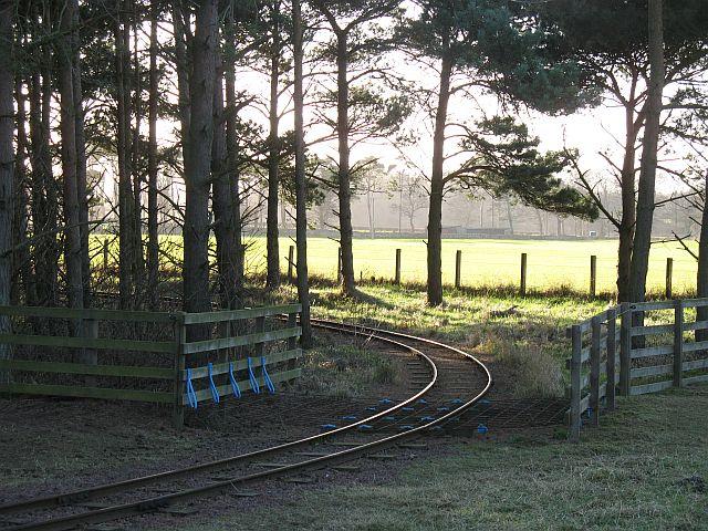 Railway, East Links Farm Park
