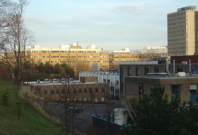 Chemistry Department, University of Nottingham
