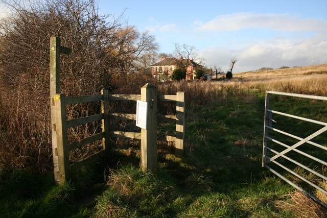 Footpath to Walesby