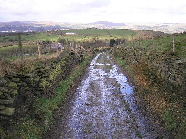 Tunshill Lane
