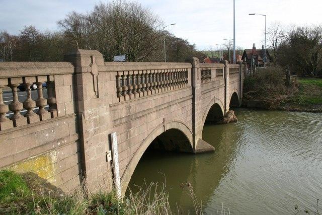 Brace Bridge