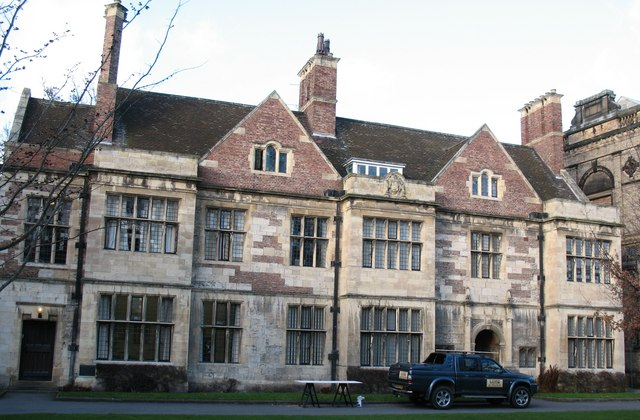 Kings Manor - the Principal's House