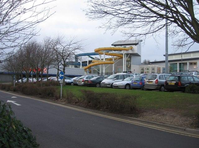 Aquadrome & Leisure Park car park