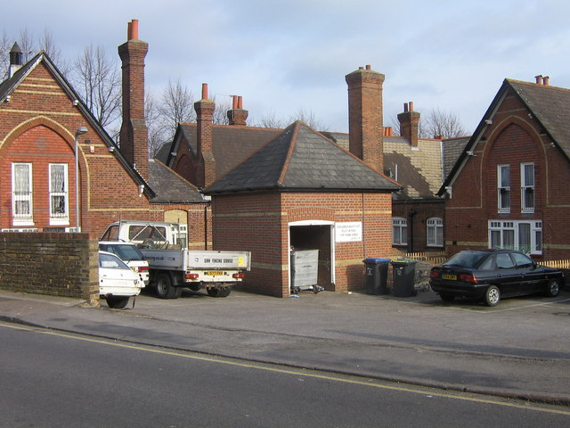Former Chislehurst Road Junior School