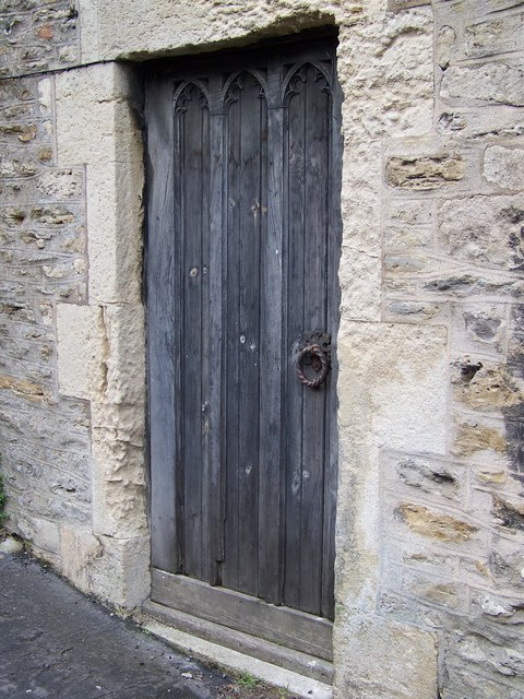 Old Door, Beckington