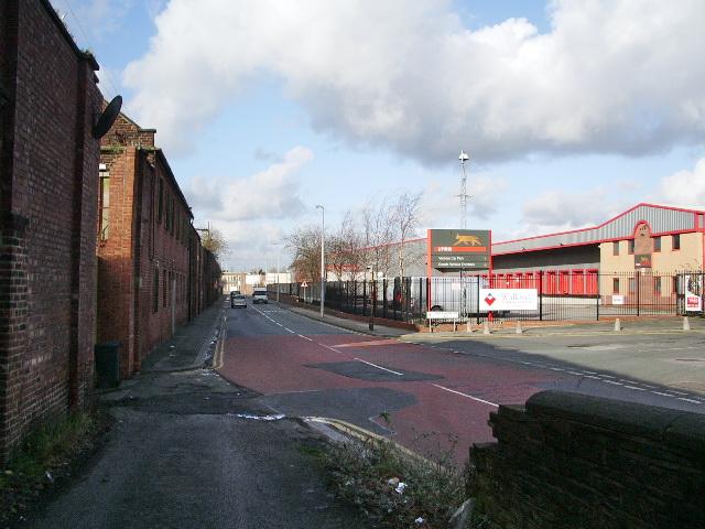 Green Lane, Eccles