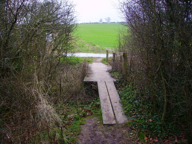 Barton Stacey - Footbridge
