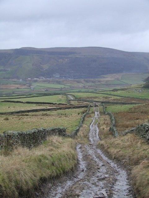 Moor Head Lane (Track)