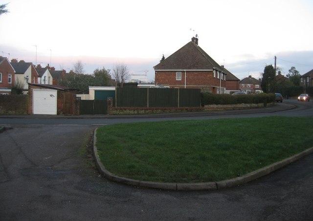 Corner in Deep Lane