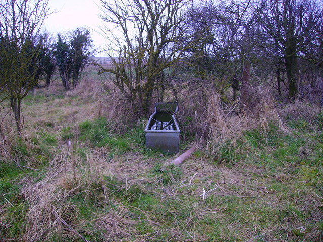 Newton Stacey - Abandoned Trough