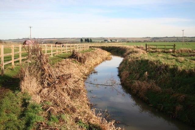 North Hykeham Pump Drain