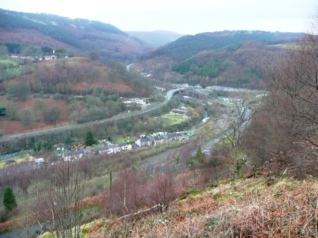 Ebbw valley junctions