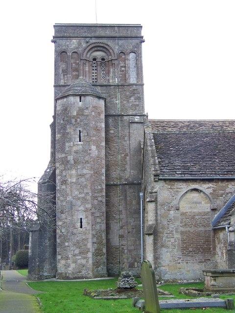 Tower - St George's Church, Beckington