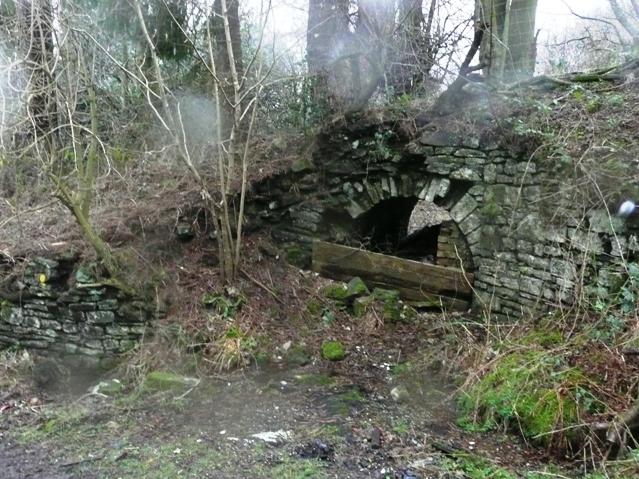 Old brick kiln?