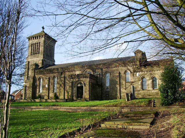 St John's Church, Pendlebury