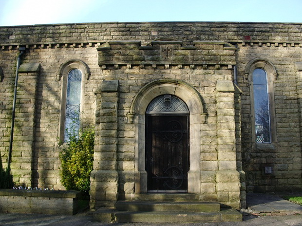 St John's Church, Pendlebury, Porch
