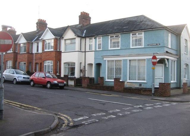 Alexandra Road meets George Street