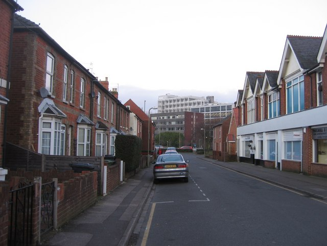 Northern end of Essex Road