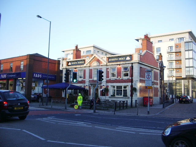 The White Horse, Prestwich