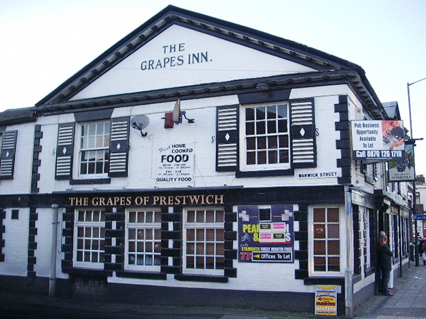The Grapes Inn, Prestwich