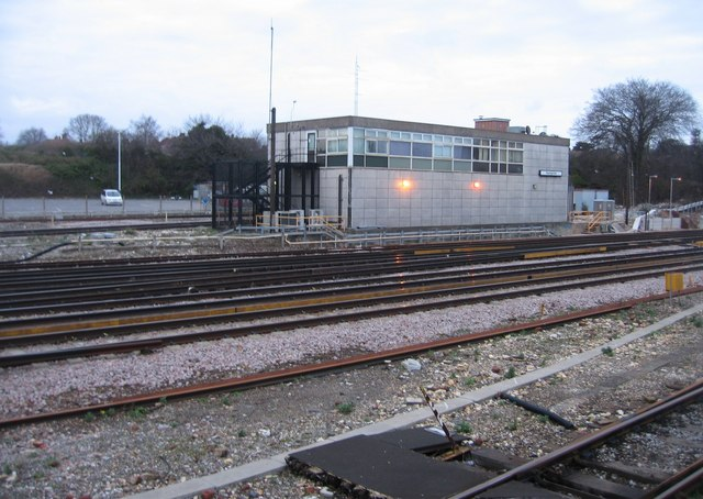 Basingstoke Signal Box