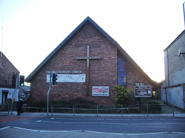 Prestwich Methodist Church