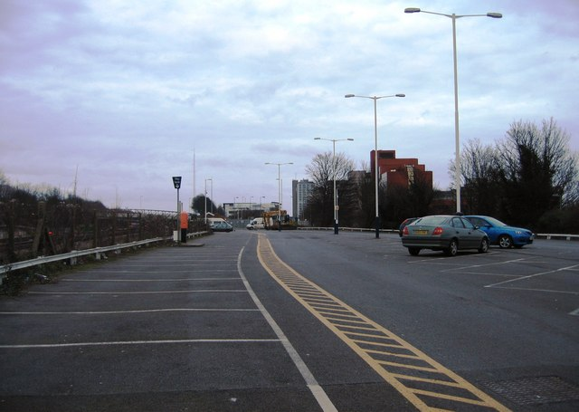 Bunnian Place car park