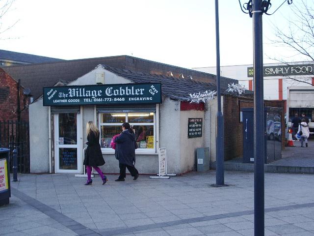 The Village Cobbler, Prestwich